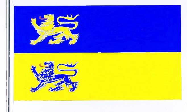Flagge Kreis Schleswig-Flensburg