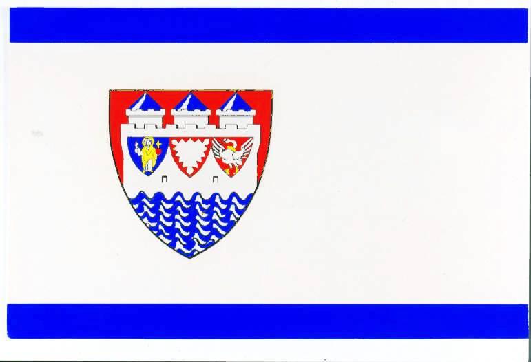 Flagge Kreis Steinburg