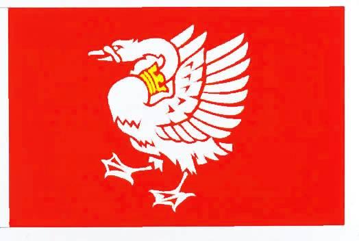 Flagge Kreis Stormarn