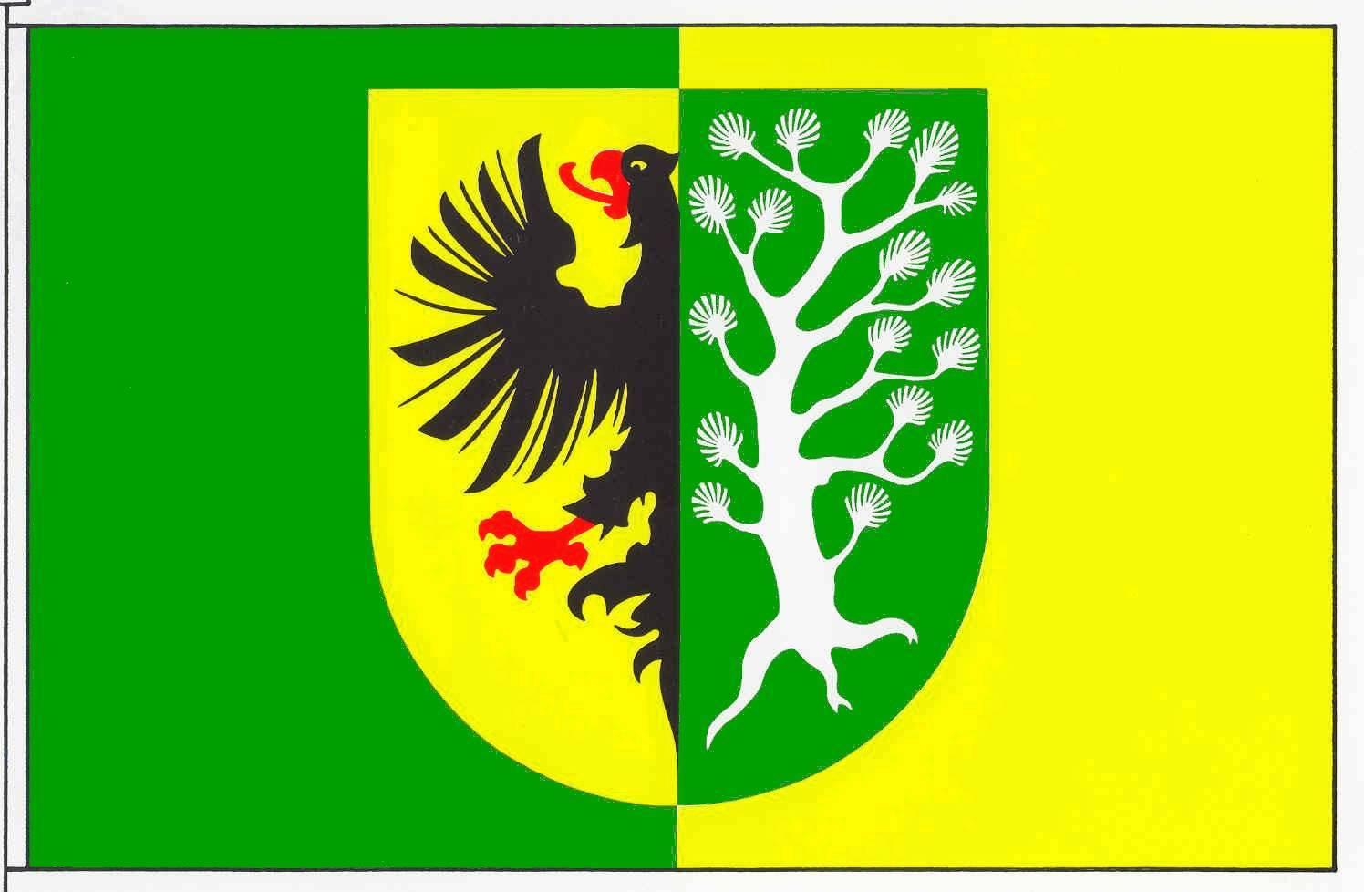 Flagge GemeindeKrempel, Kreis Dithmarschen