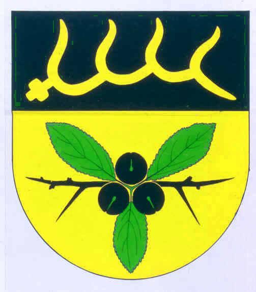 Wappen GemeindeKröppelshagen-Fahrendorf, Kreis Herzogtum Lauenburg