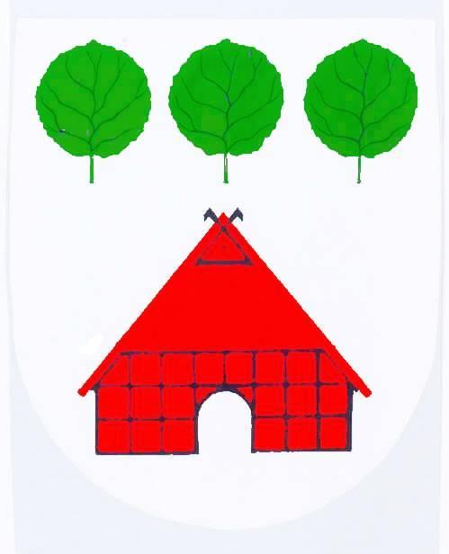 Wappen GemeindeKrogaspe, Kreis Rendsburg-Eckernförde