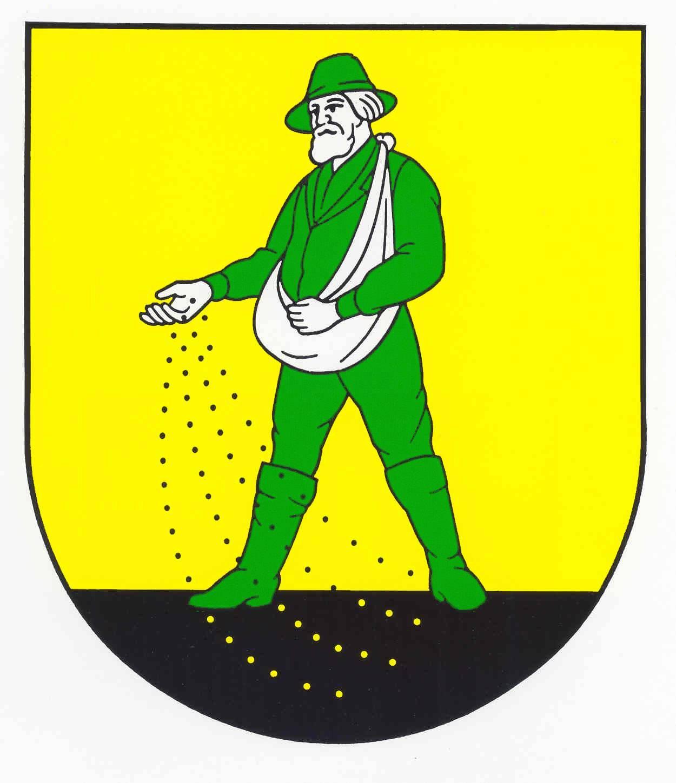 Wappen GemeindeKronprinzenkoog, Kreis Dithmarschen