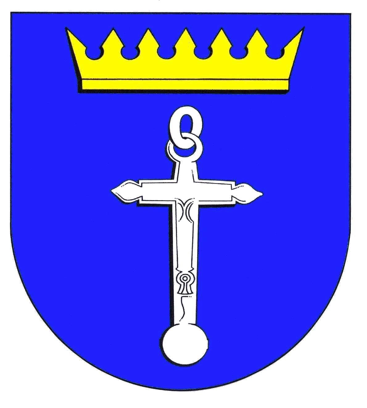 Wappen GemeindeKronsgaard, Kreis Schleswig-Flensburg