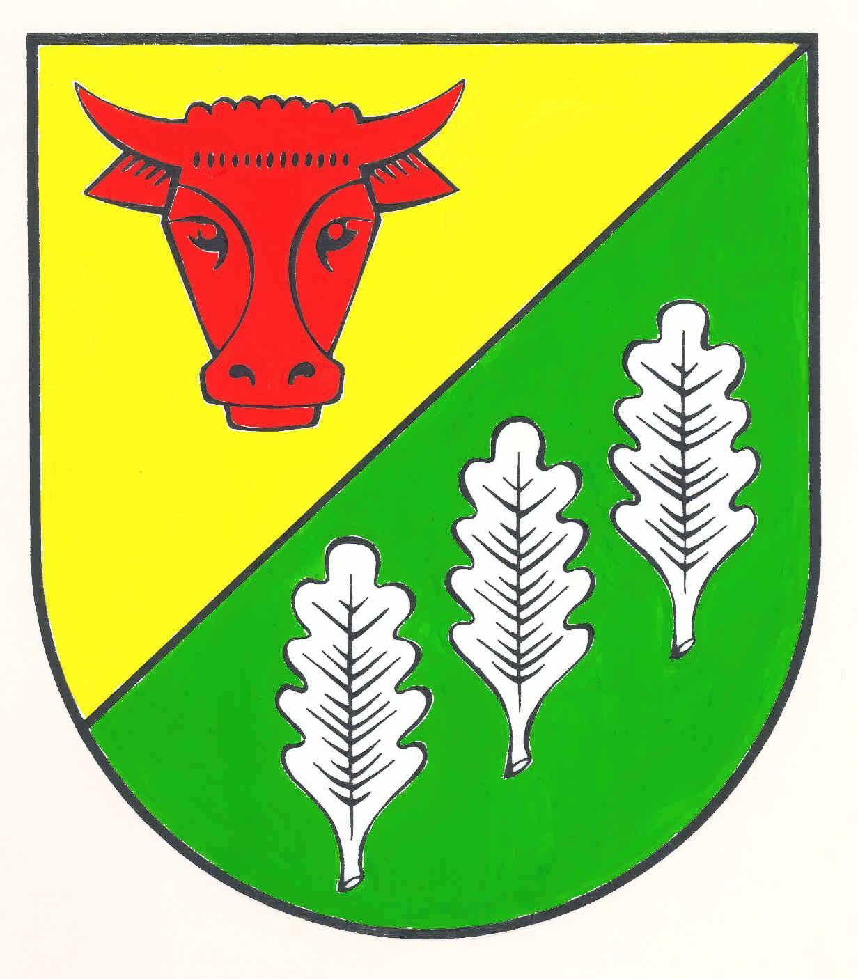 Wappen GemeindeKropp, Kreis Schleswig-Flensburg