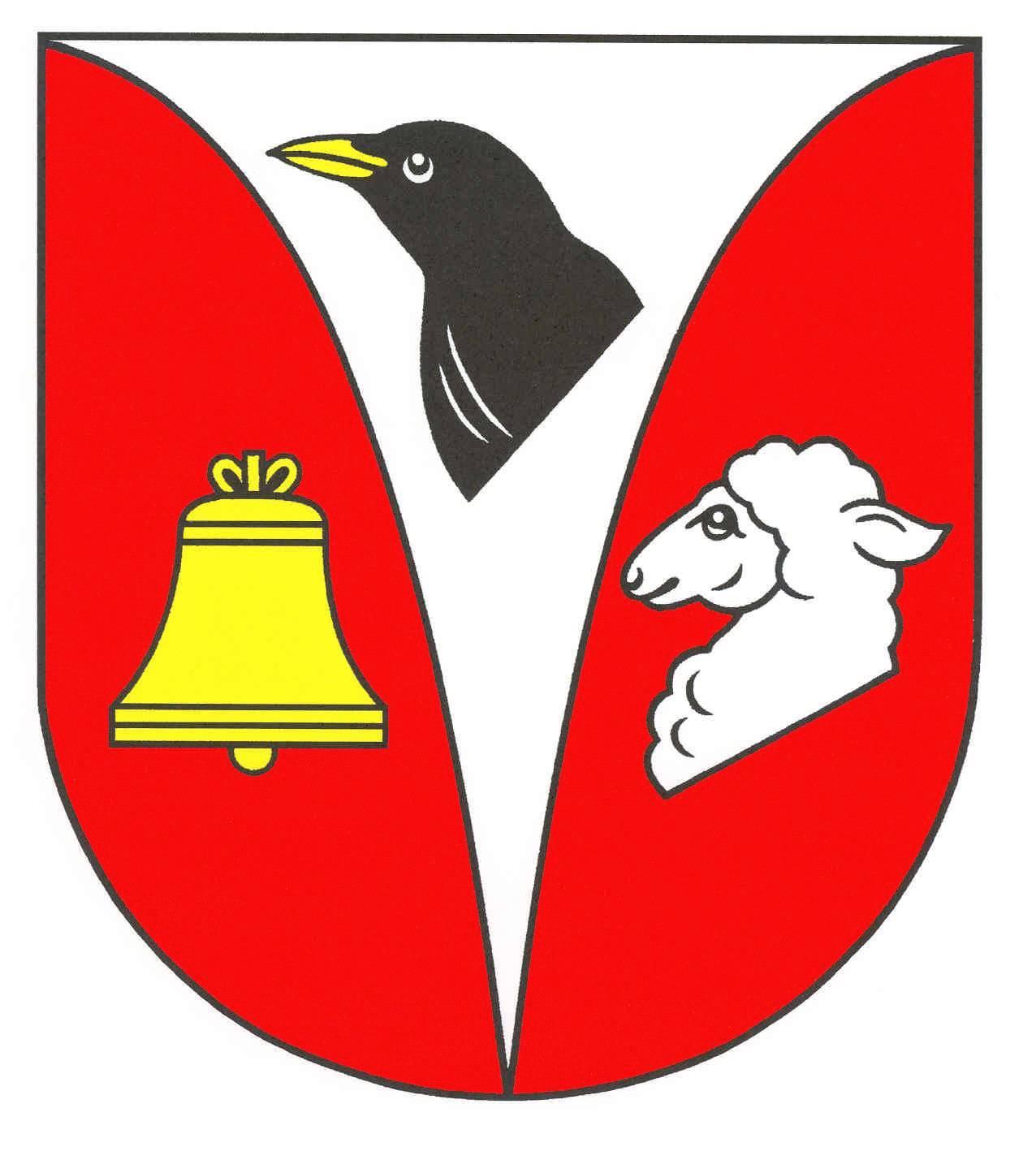 Wappen GemeindeKrukow, Kreis Herzogtum Lauenburg