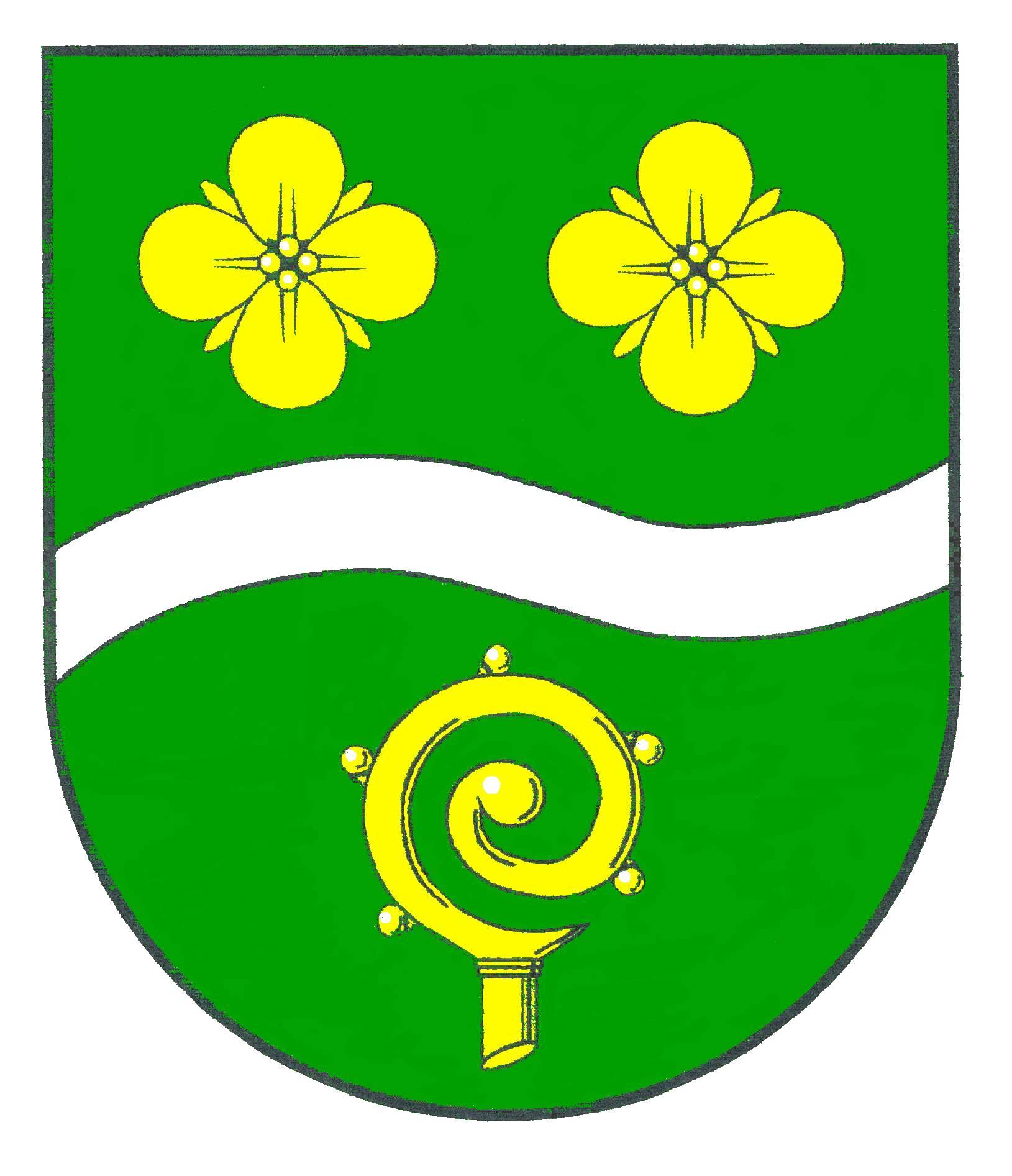 Wappen GemeindeKrummbek, Kreis Plön