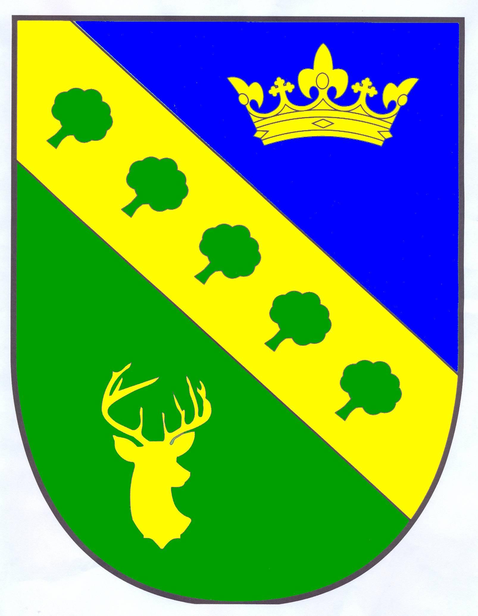 Wappen GemeindeKrummwisch, Kreis Rendsburg-Eckernförde