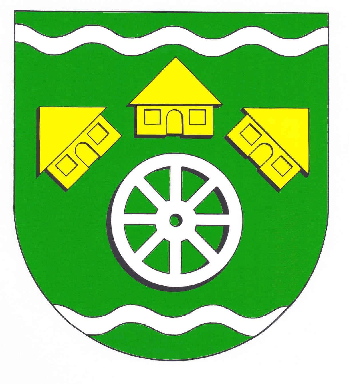 Wappen GemeindeKrumstedt, Kreis Dithmarschen