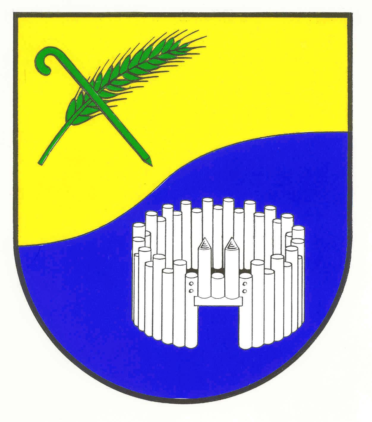 Wappen GemeindeKuden, Kreis Dithmarschen
