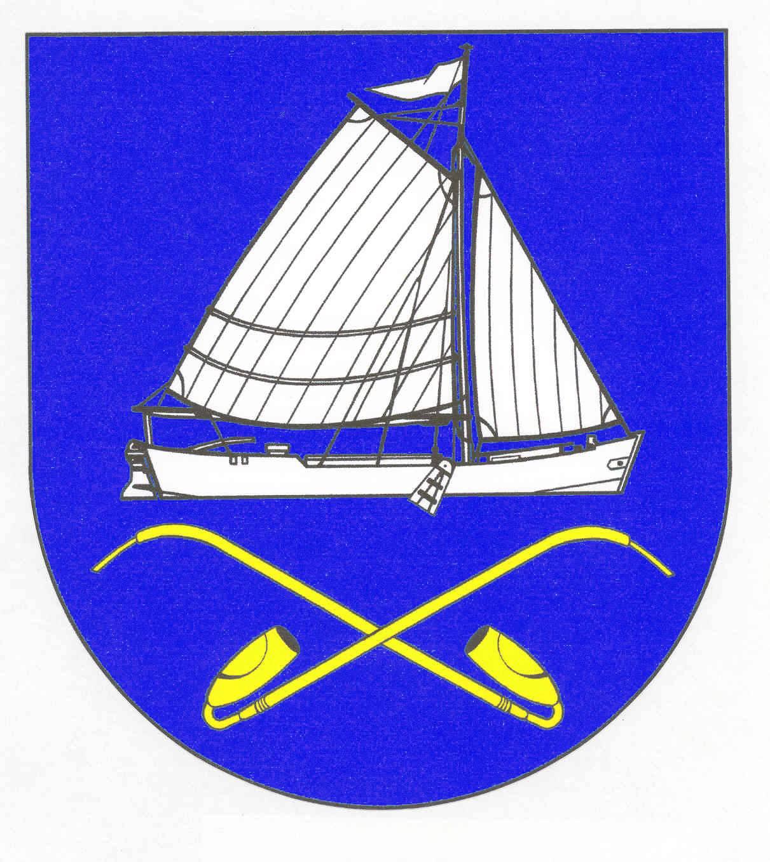 Wappen GemeindeKudensee, Kreis Steinburg