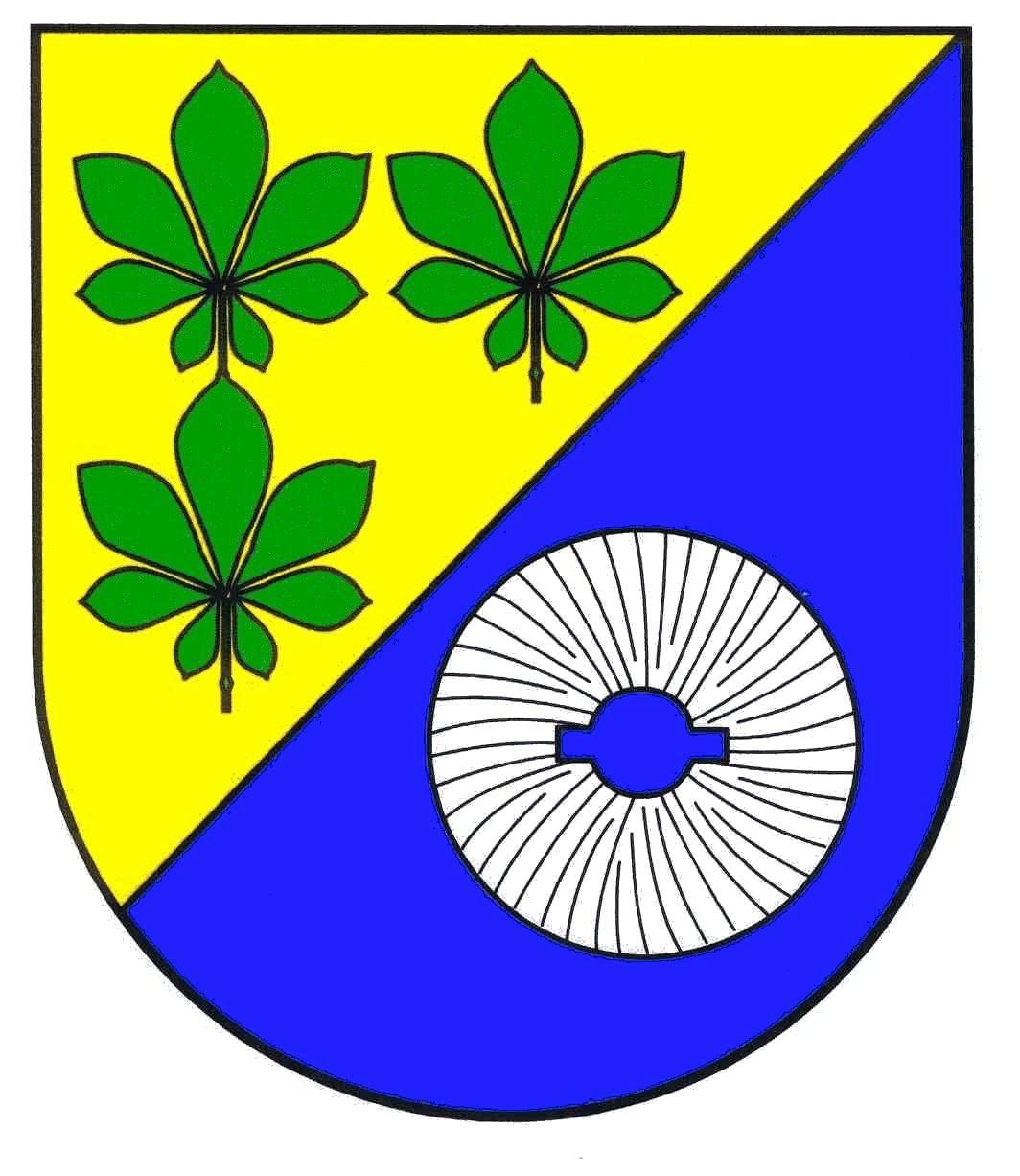 Wappen GemeindeKühren, Kreis Plön