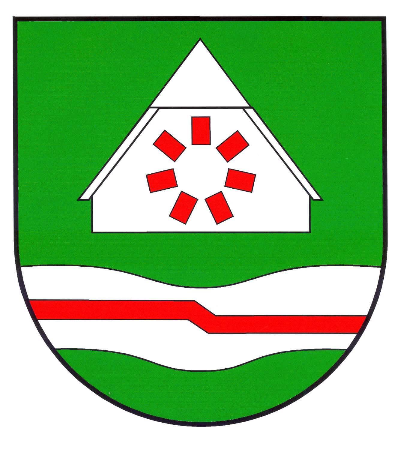 Wappen GemeindeKühsen, Kreis Herzogtum Lauenburg