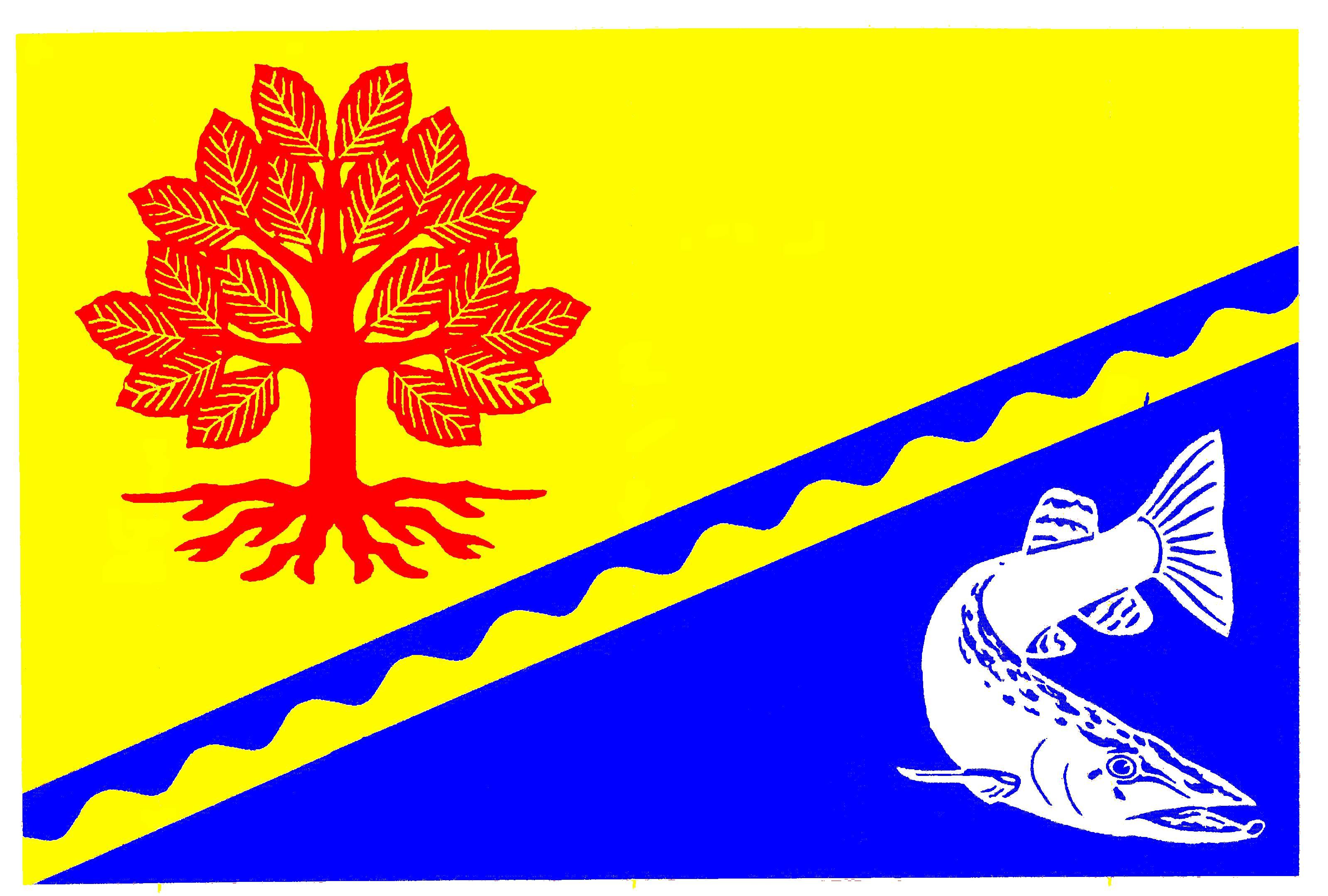 Flagge GemeindeKükels, Kreis Segeberg