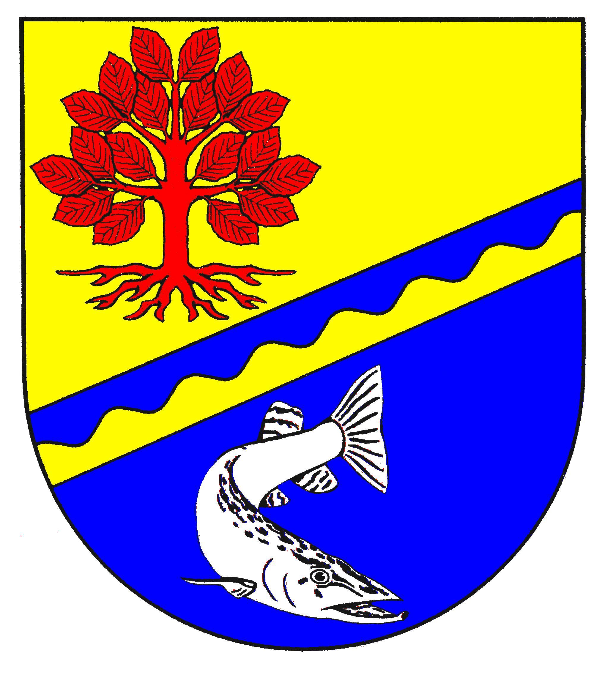 Wappen GemeindeKükels, Kreis Segeberg