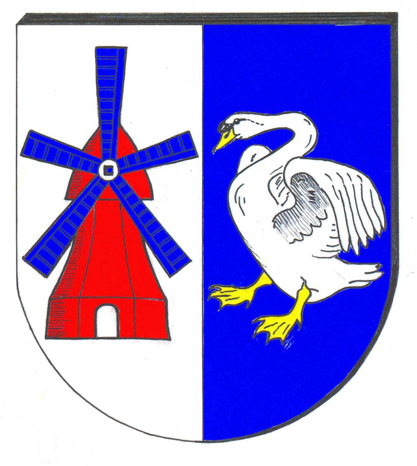 Wappen GemeindeLabenz, Kreis Herzogtum Lauenburg