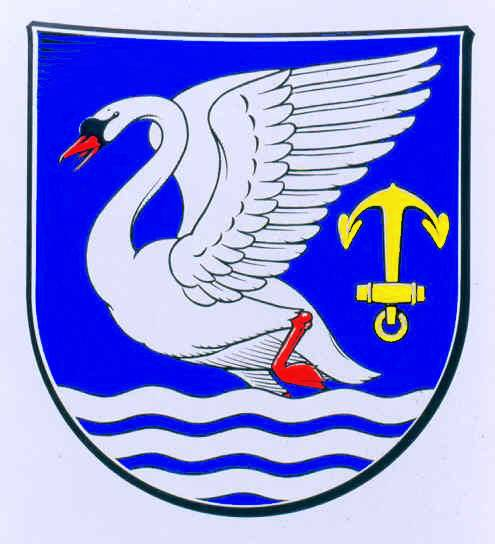 Wappen GemeindeLaboe, Kreis Plön