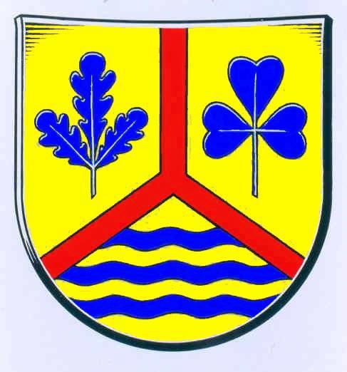 Wappen GemeindeLadelund, Kreis Nordfriesland
