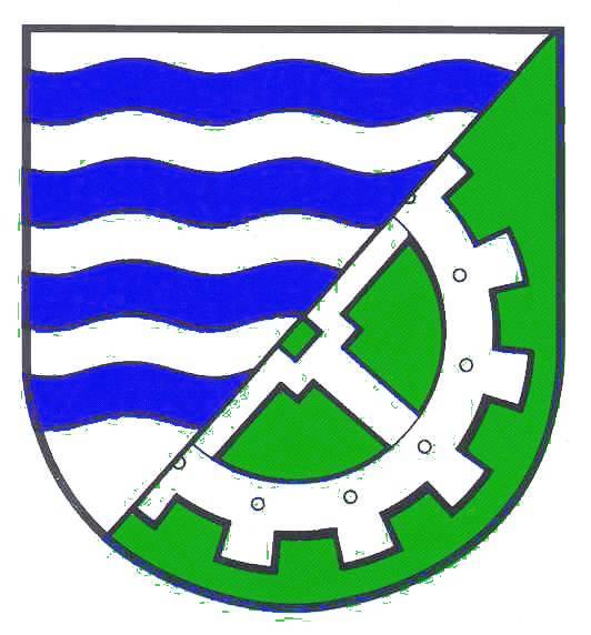 Wappen GemeindeLägerdorf, Kreis Steinburg