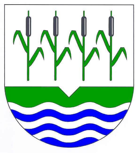Wappen GemeindeLandscheide, Kreis Steinburg