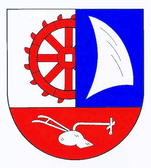 Wappen GemeindeLangballig, Kreis Schleswig-Flensburg