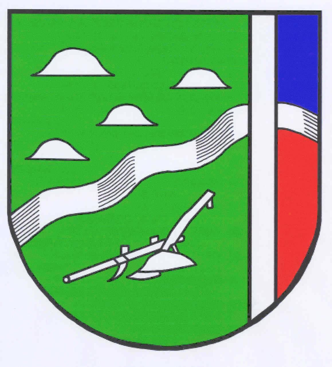 Wappen GemeindeLangeln, Kreis Pinneberg