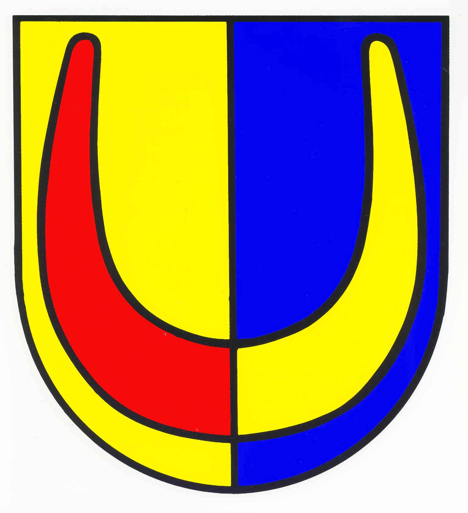 Wappen GemeindeLangenhorn, Kreis Nordfriesland