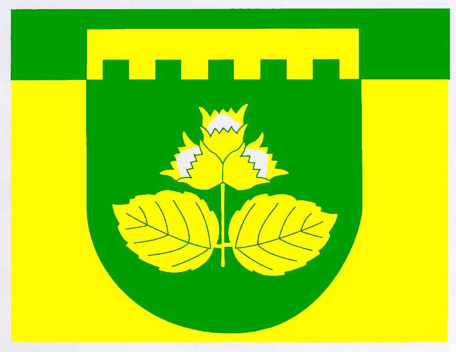 Flagge GemeindeLangenlehsten, Kreis Herzogtum Lauenburg