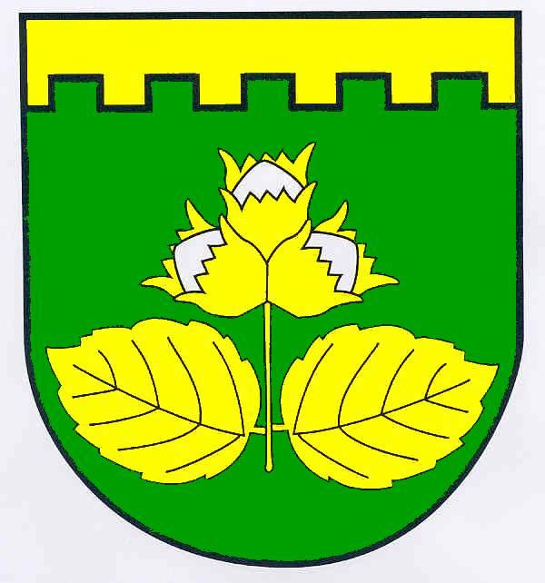 Wappen GemeindeLangenlehsten, Kreis Herzogtum Lauenburg
