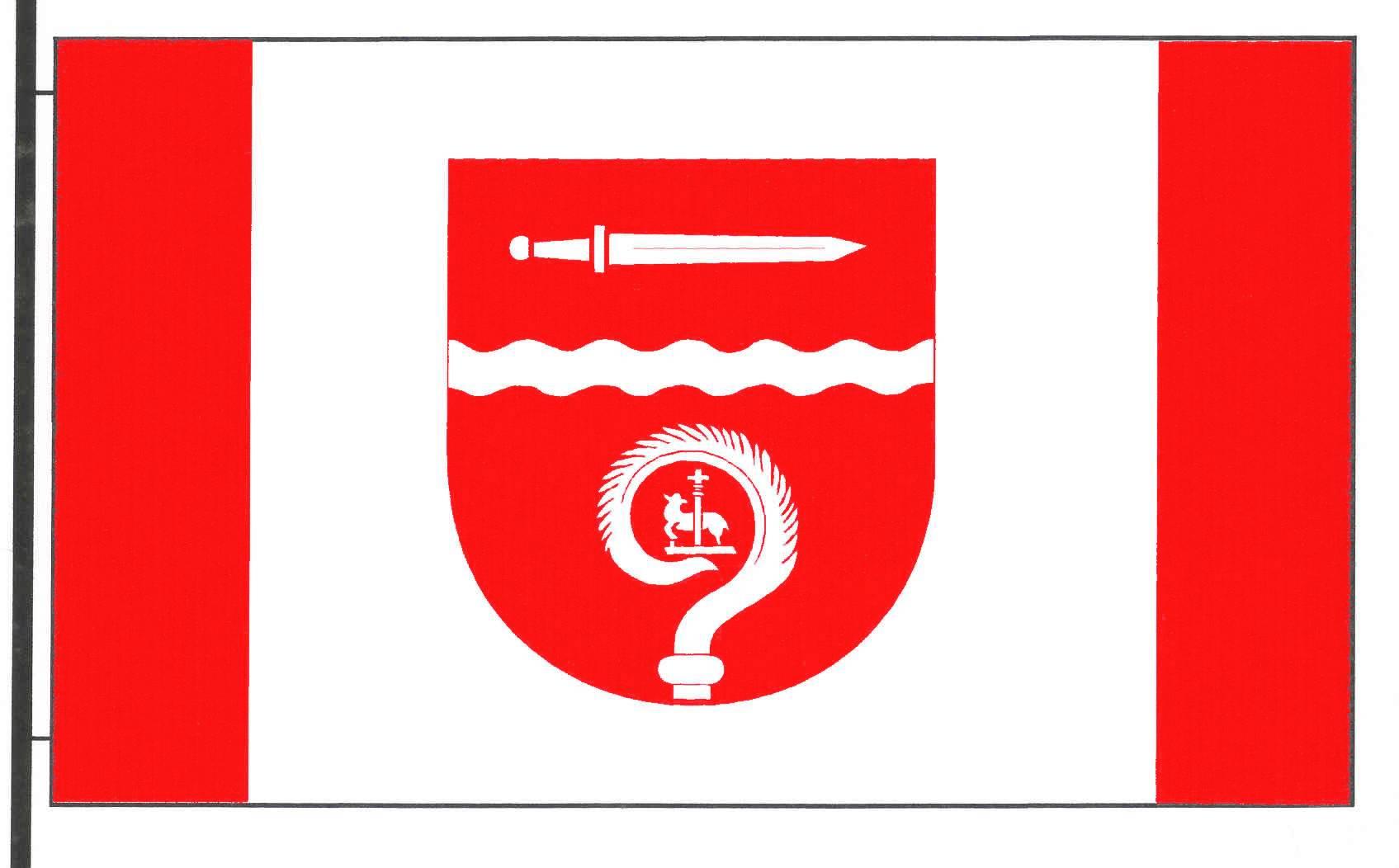 Flagge GemeindeLangwedel, Kreis Rendsburg-Eckernförde