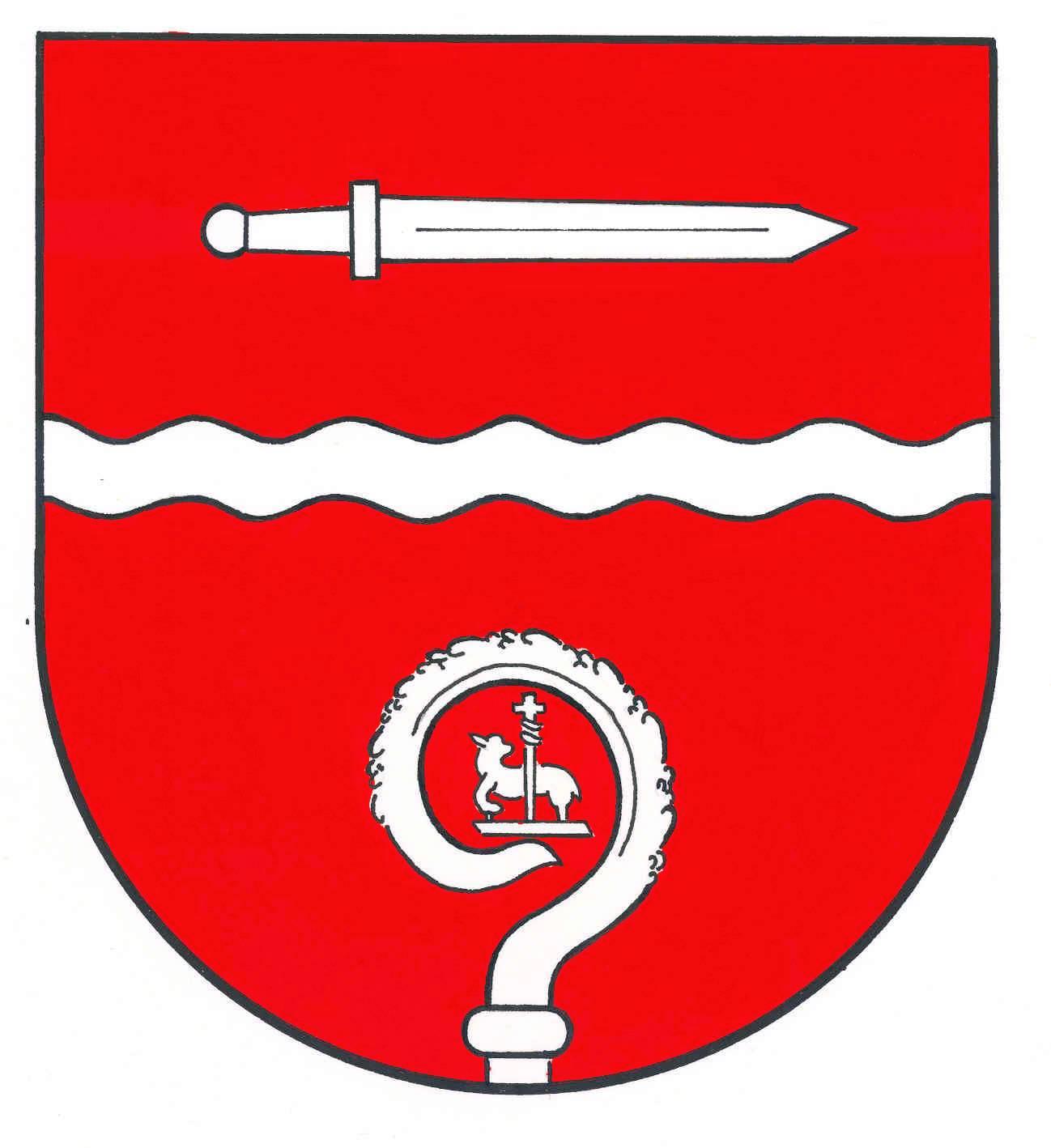 Wappen GemeindeLangwedel, Kreis Rendsburg-Eckernförde