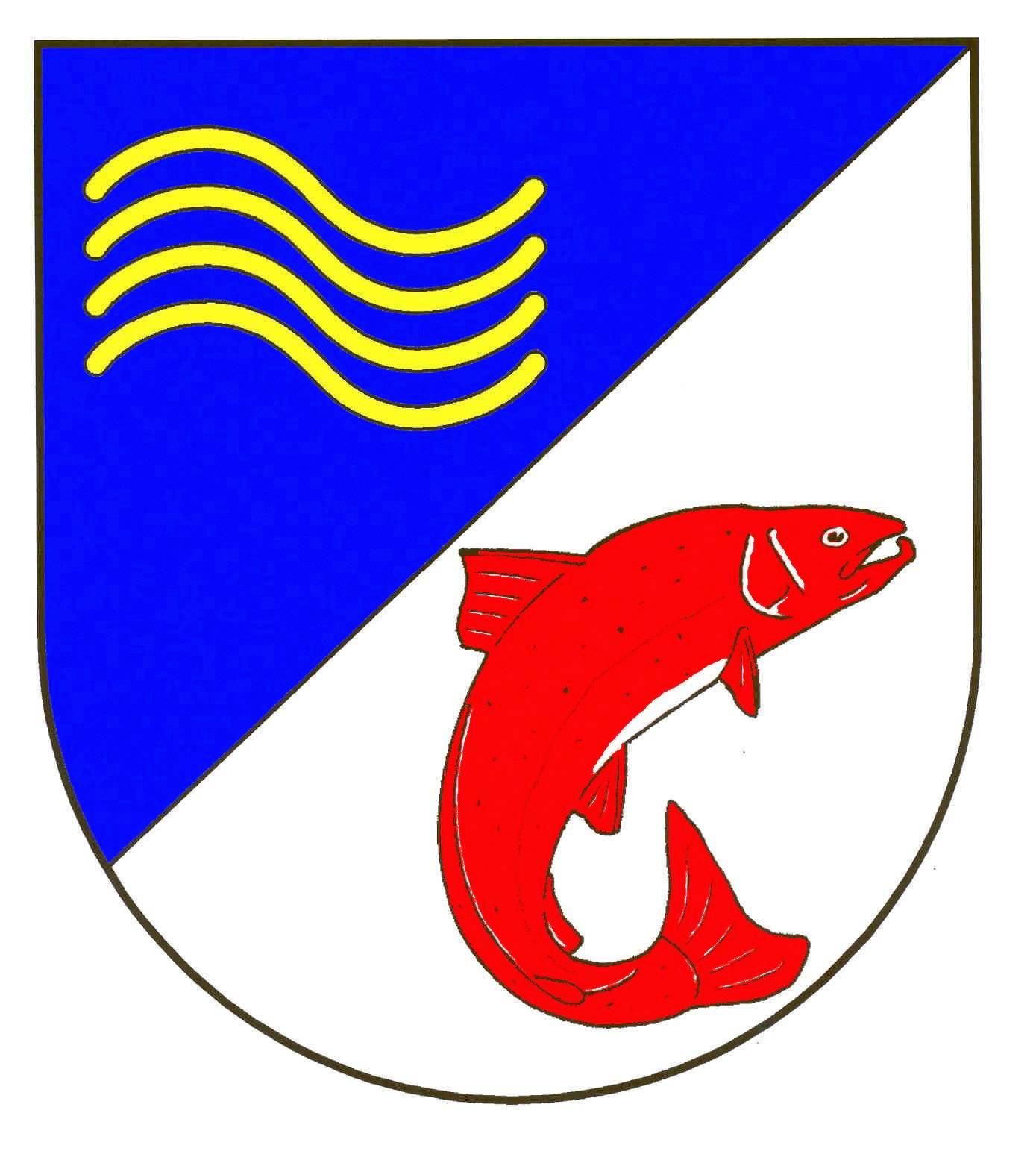 Wappen GemeindeLasbek, Kreis Stormarn