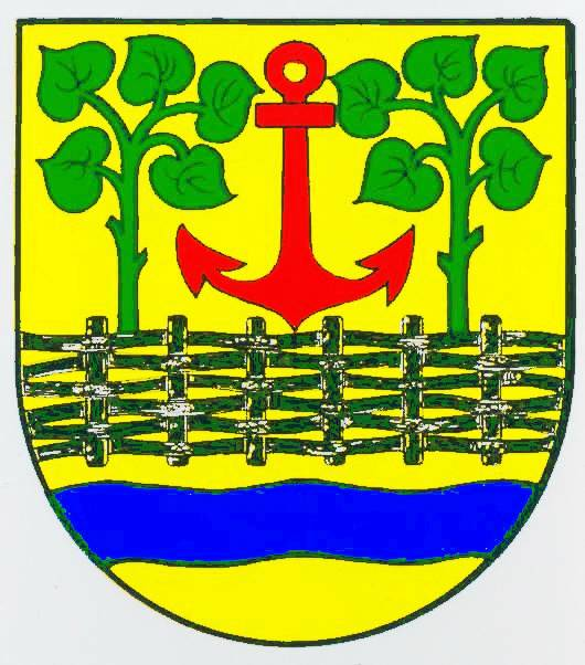 Wappen GemeindeLeck, Kreis Nordfriesland