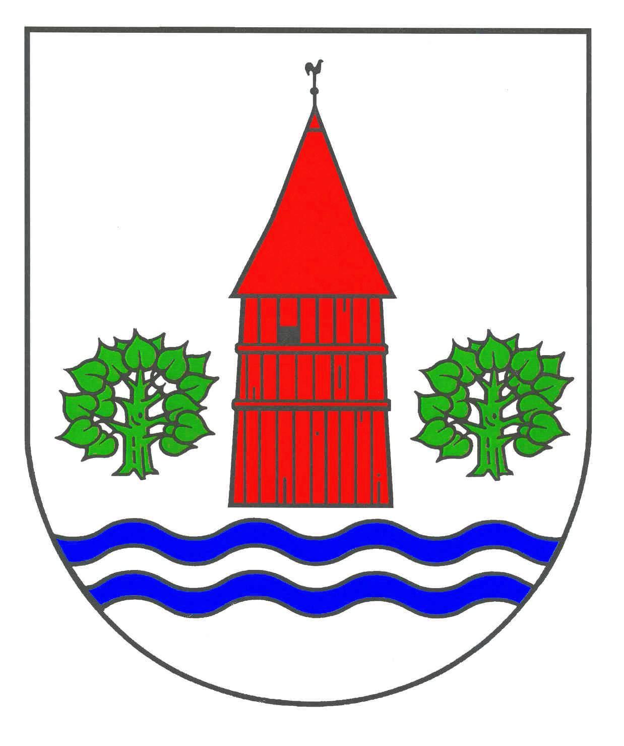 Wappen GemeindeLeezen, Kreis Segeberg