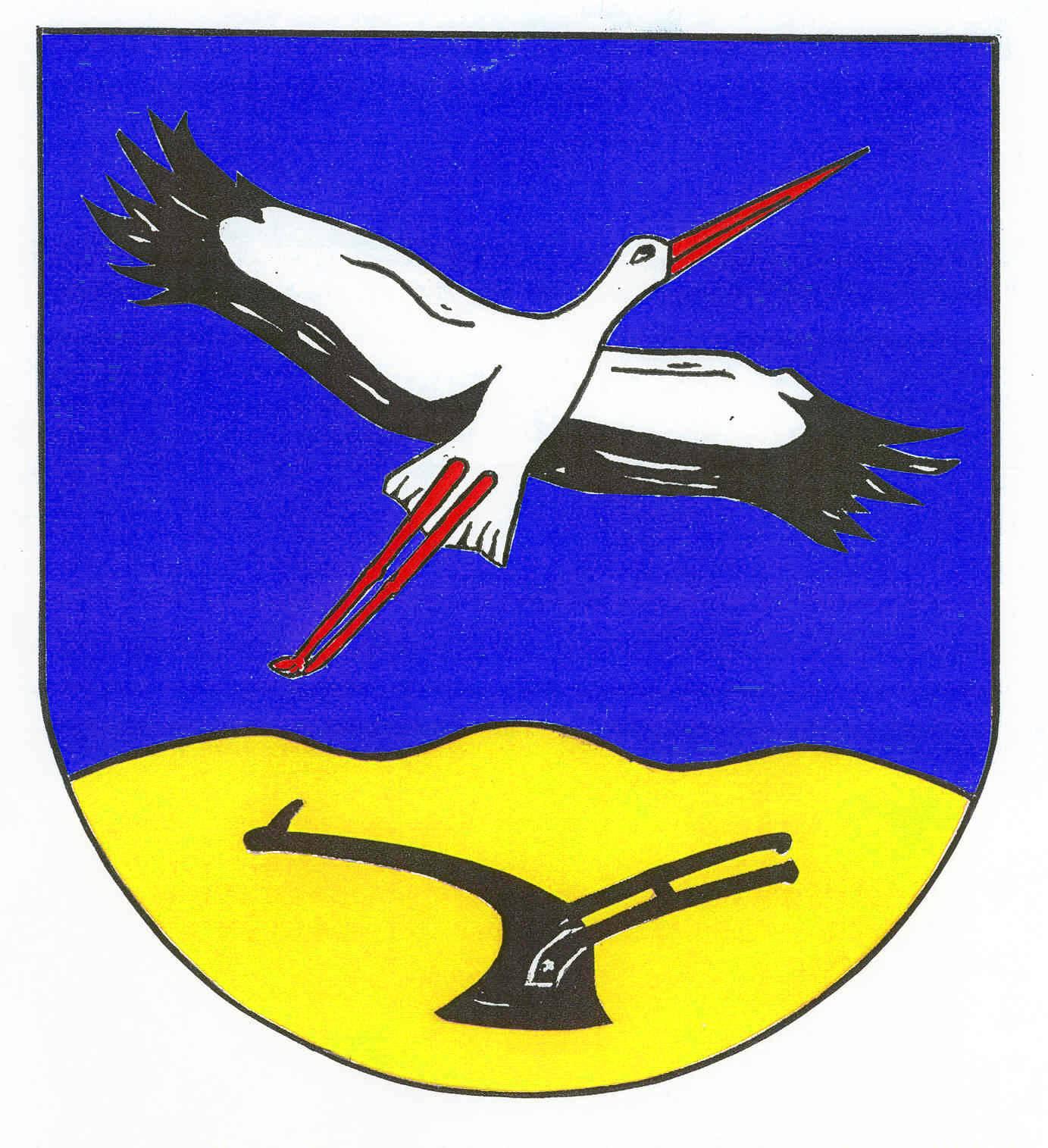 Wappen GemeindeLehmrade, Kreis Herzogtum Lauenburg