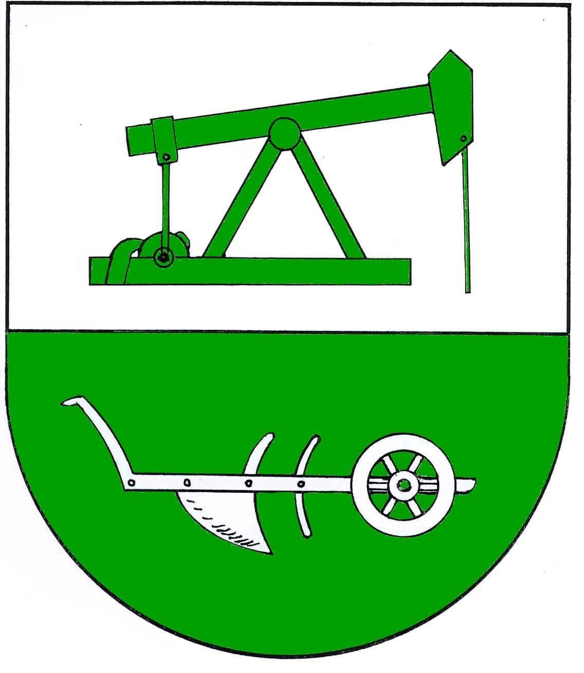 Wappen GemeindeLieth, Kreis Dithmarschen