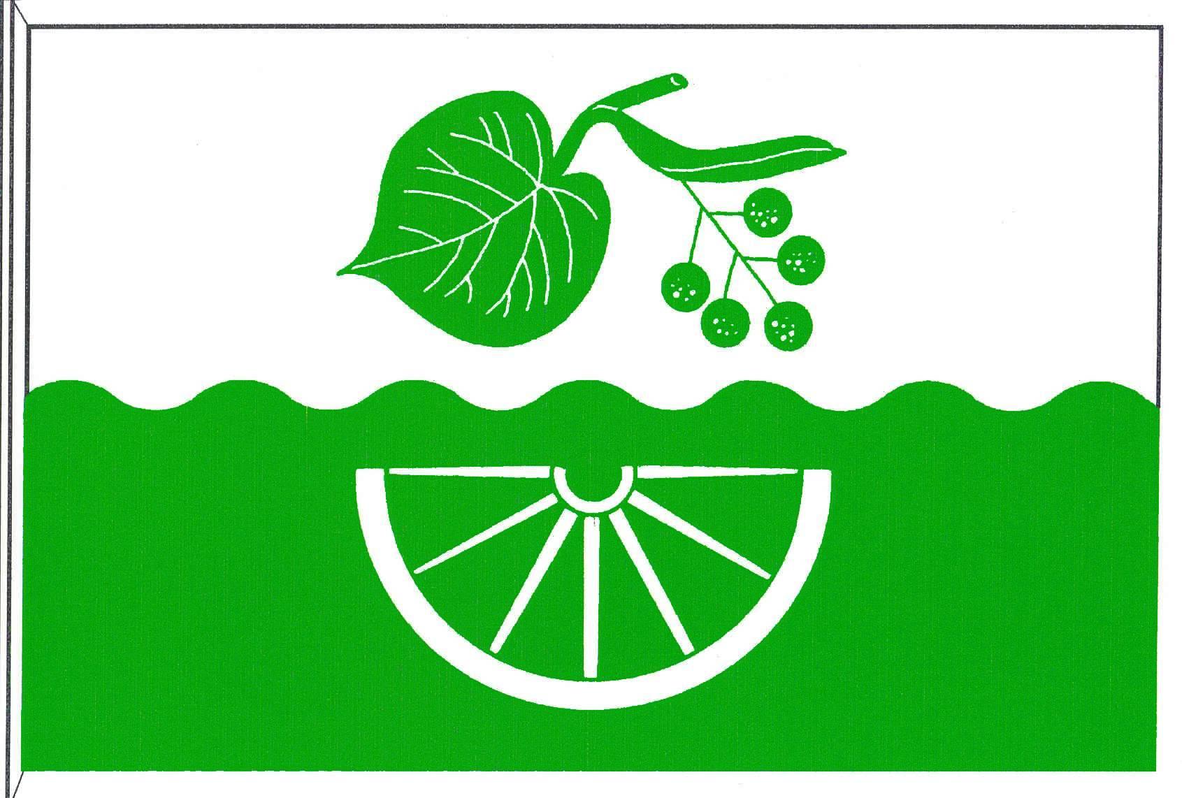 Flagge GemeindeLindewitt, Kreis Schleswig-Flensburg