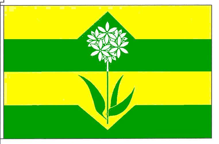 Flagge GemeindeLockstedt, Kreis Steinburg