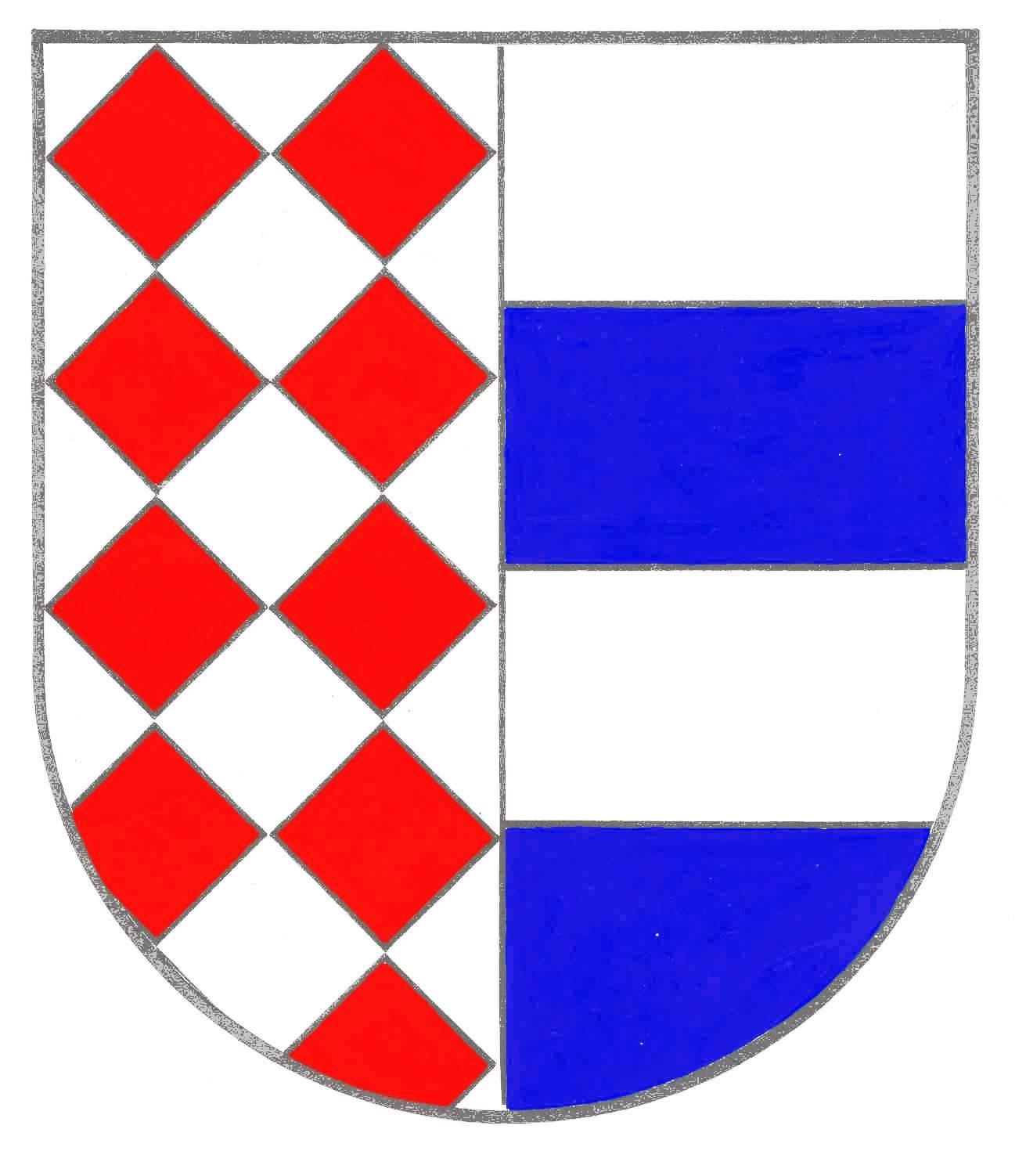 Wappen GemeindeLöptin, Kreis Plön