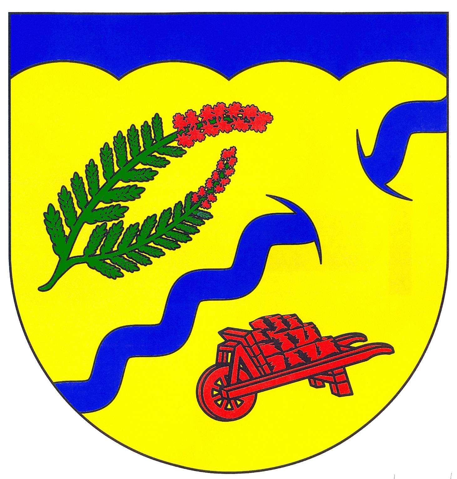 Wappen GemeindeLöwenstedt, Kreis Nordfriesland