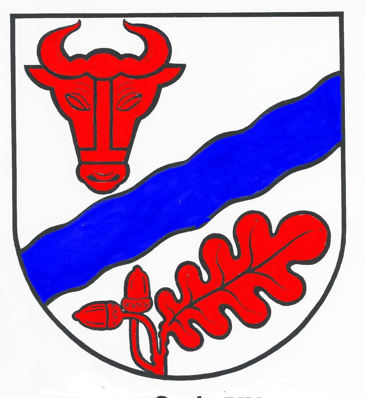 Wappen GemeindeLohbarbek, Kreis Steinburg