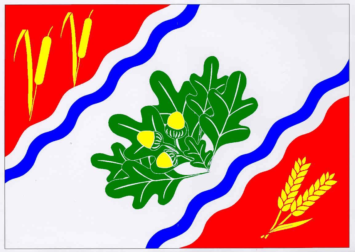 Flagge GemeindeLoop, Kreis Rendsburg-Eckernförde