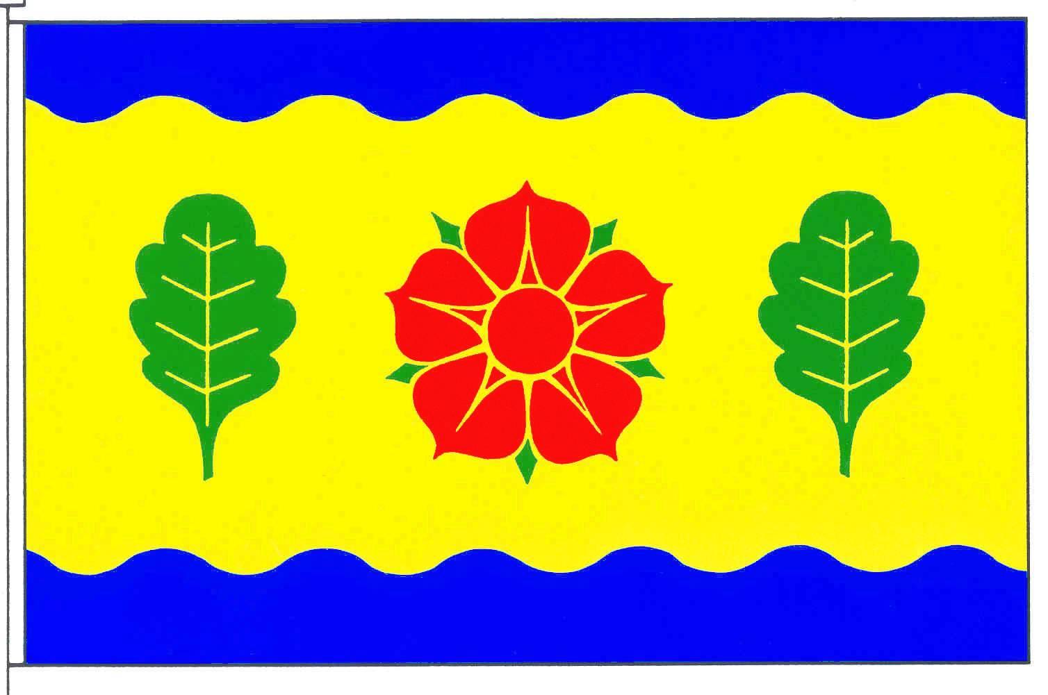 Flagge GemeindeLoose, Kreis Rendsburg-Eckernförde