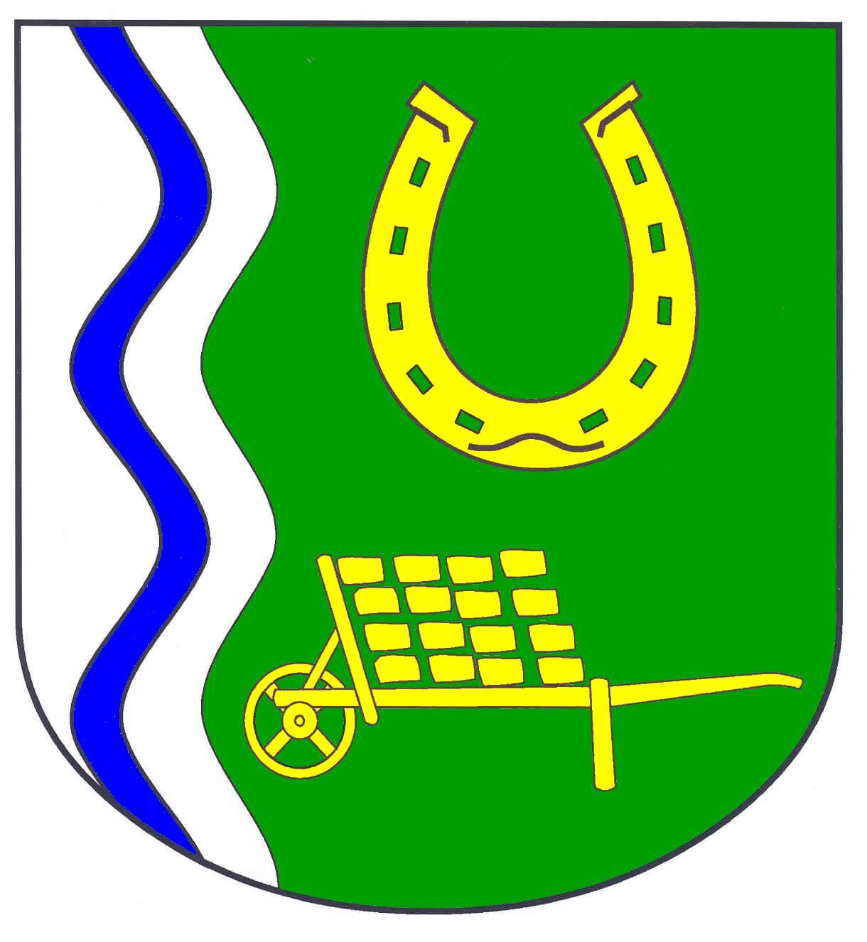 Wappen GemeindeLüchow, Kreis Herzogtum Lauenburg