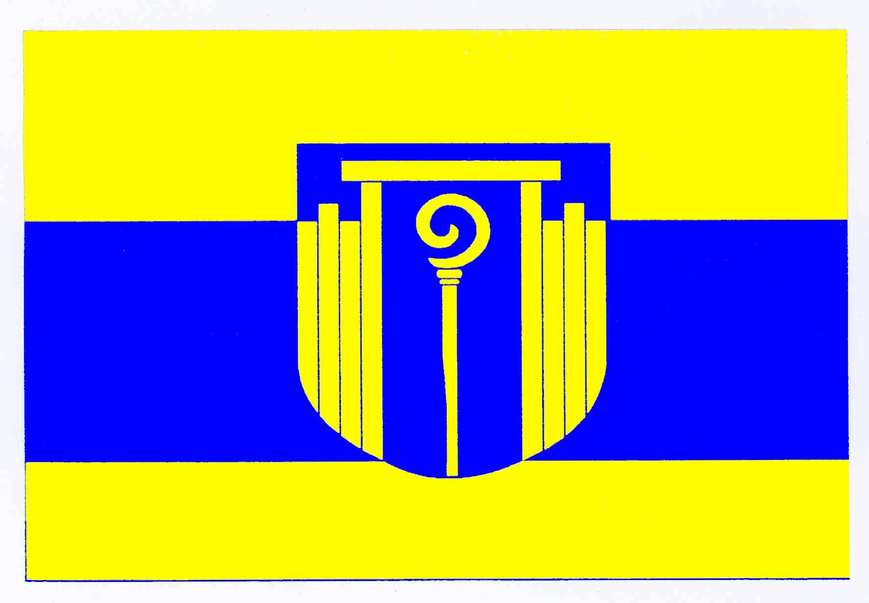 Flagge GemeindeLürschau, Kreis Schleswig-Flensburg