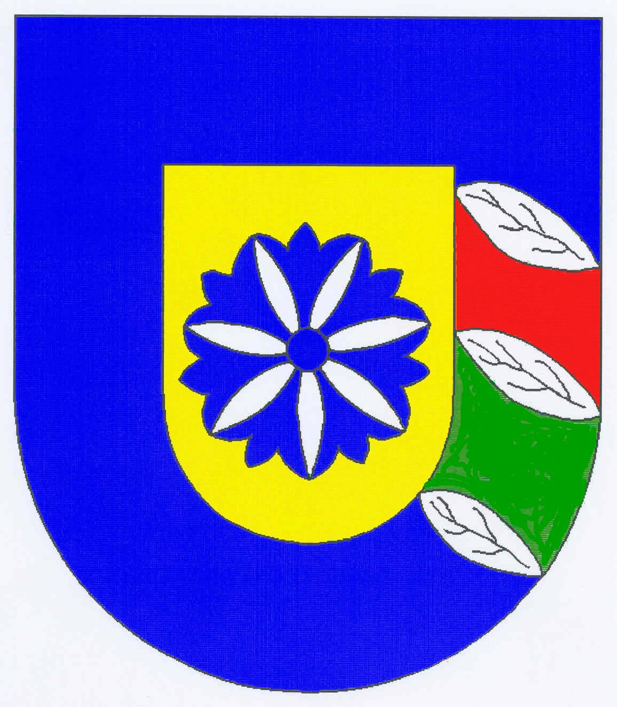 Wappen GemeindeLütjenholm, Kreis Nordfriesland