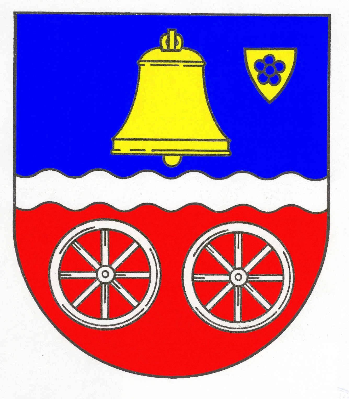 Wappen GemeindeLütjensee, Kreis Stormarn