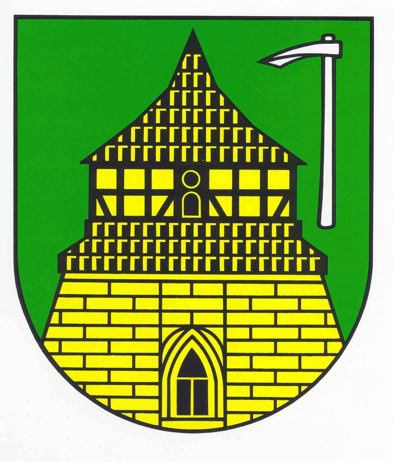 Wappen GemeindeLütau, Kreis Herzogtum Lauenburg