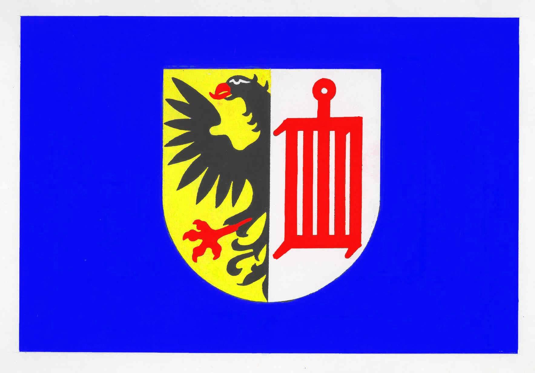 Flagge GemeindeLunden, Kreis Dithmarschen