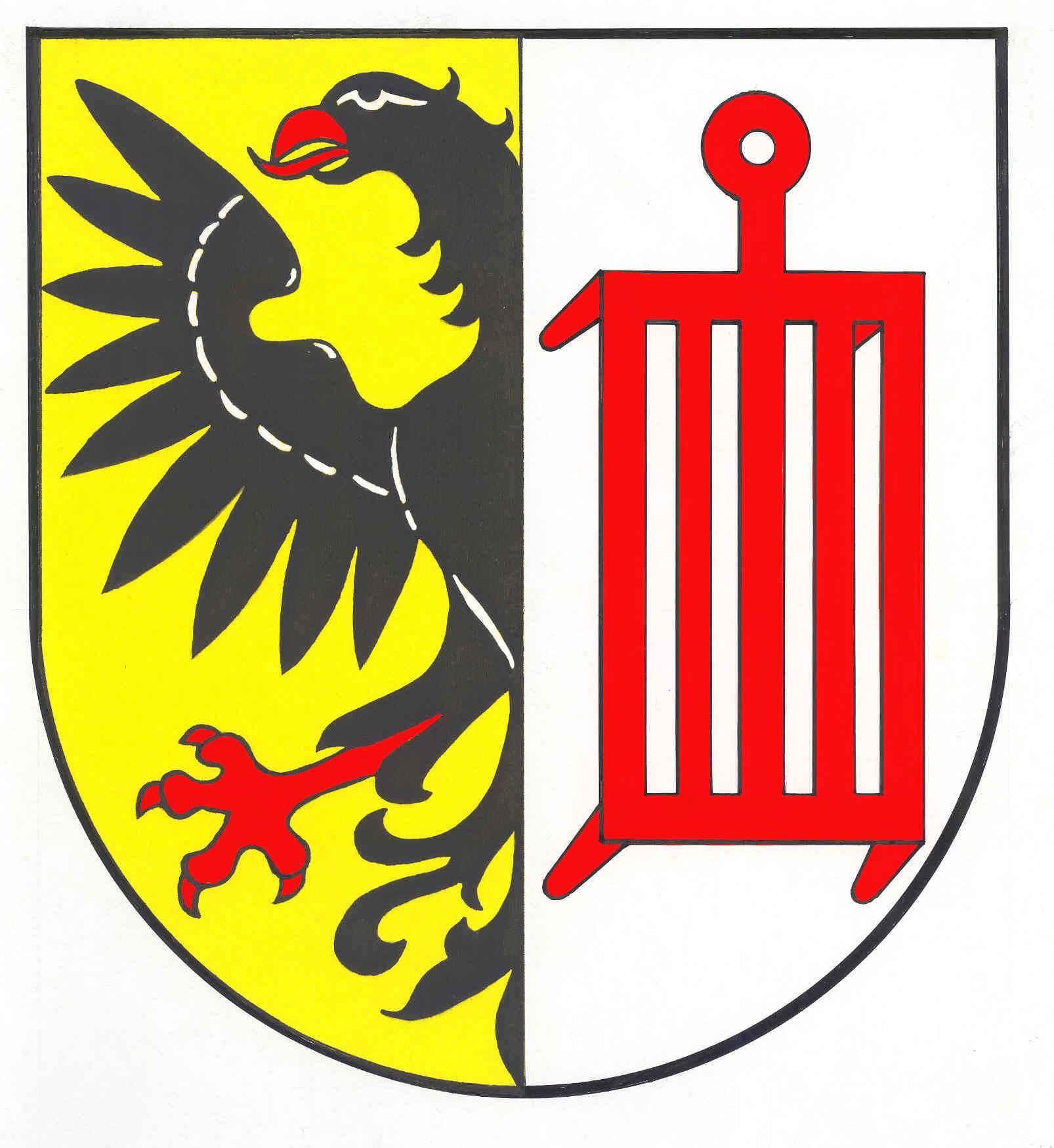 Wappen GemeindeLunden, Kreis Dithmarschen
